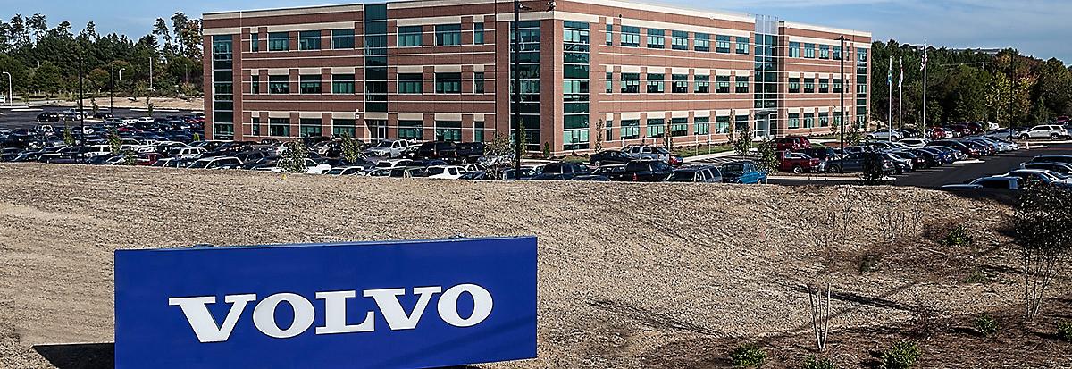 Asistencia En Carretera De Camiones Volvo