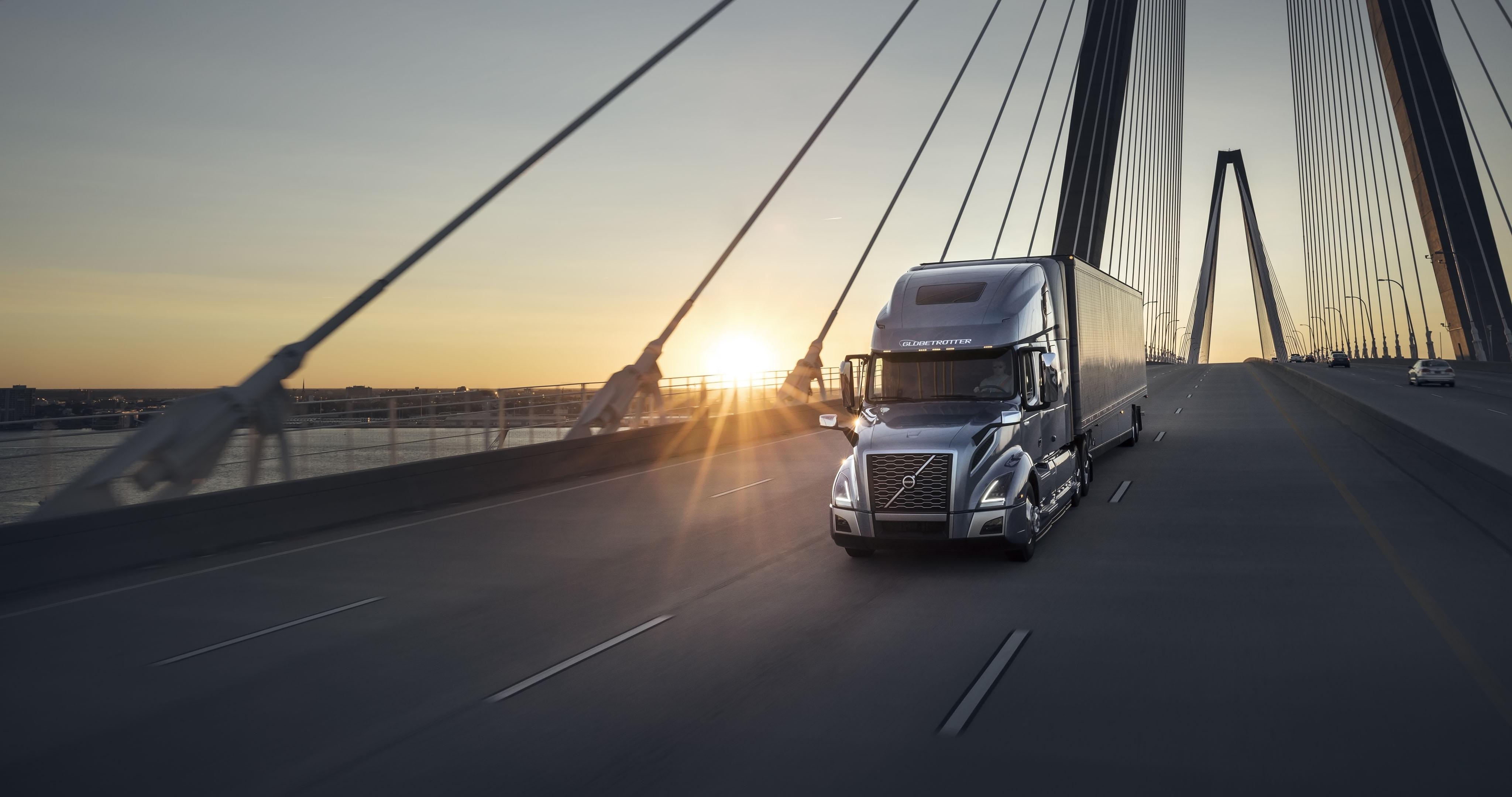 Volvo Trucks Canada >> Nuevo VNL   Volvo Trucks EE. UU.