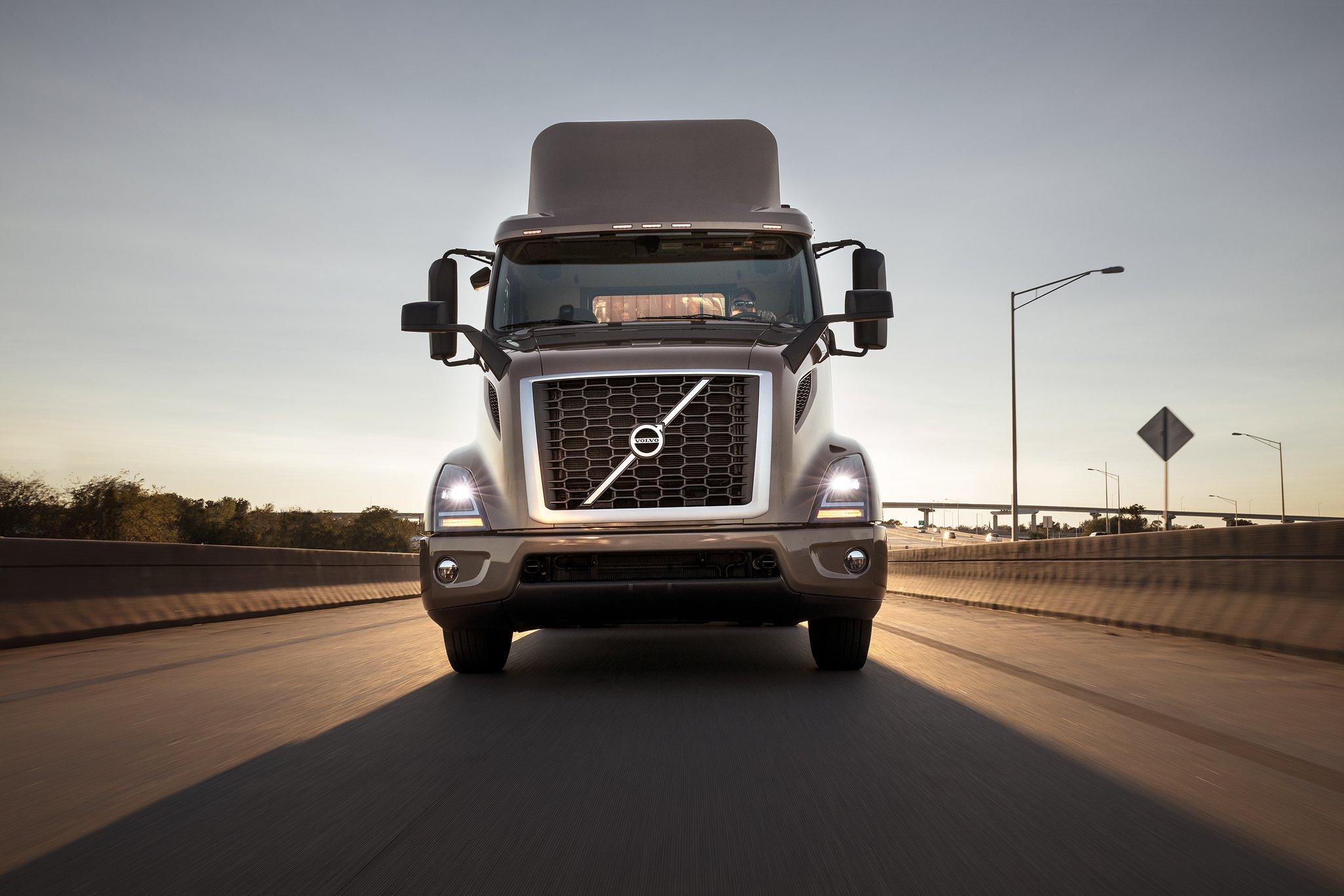 Este camión reafirmará el lugar de Volvo en la vanguardia del mercado.